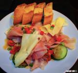 Schinken Kasesalat (Ham Salad)