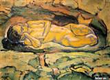 Mermaid 1914, Koloman Moser 1868-1918