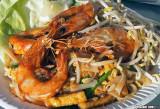 PADTHAI with Shrimps