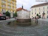 Fountain at Náměstí Svobody (Liberty Square)