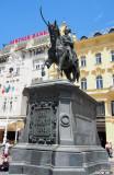 Ban Jelačić Statue