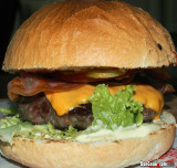 Bacon Cheeseburger at Pappa's