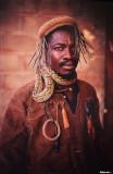 Photographs of Philippe Bordas, Heroic Africa