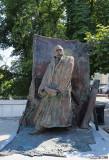 Ivan Hribar Sculpture