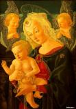 Virgin and Child, Pier Francesco Fiorentino, 15 Century