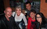 Rudy, Steph, Cesar, Sharon, Jo Anne