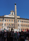 The Palazzo Montecitorio