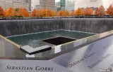 9/11 Memorial. Reflecting Absence