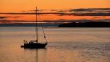 DSC09383 - Rocky Harbour Sunset