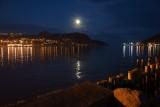 DSC06200 - Moon Rise over St. John's Harbour**WINNER**