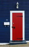 DSC05345 - Red Door