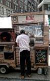 Pizza Cart.