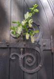 Carshalton Church Door Detail