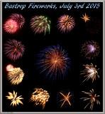 Fireworks & Christmas Lights