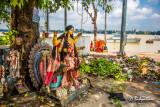 Kolkata ghats: morning rituals