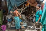 Idol makers of Kumartuli