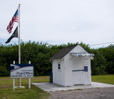 The Smallest Post Office in the US