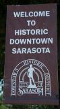Historic Downtown Sarasota