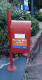 The Red Posting Box
