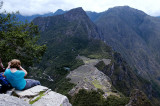 A View from Huayna Picchu