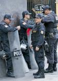 Plaza de Armas: Just In Case