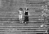 Escaleras en Roma