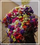 Flores en Roma