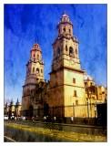 Catedral Morelia México
