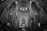 Catedral Morelia B&W