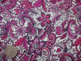 Fabric detail: Laurent by Liberty of London