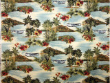 Detail: cotton-rayon blend