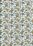 Fabric detail: Floribunda by Liberty