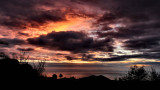 La Palma sunset.