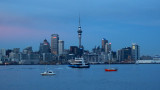 Auckland Before Sunrise