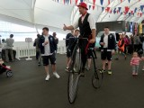 Penny Farthing Rider 2