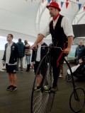 Penny Farthing Rider 3