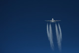 A380 over Turkmenbashi