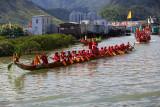 Water Parade in Tai O
