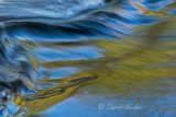 Fluidiness of Blue and Gold