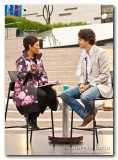 Marci Ien & Justin Trudeau  3