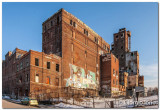 Abandoned Canada Malting Building