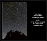 STARTRAIL IMAGES