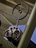 Machine gun & sight