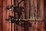 Rusty latch & lock