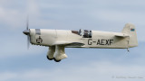 G-AEXF Percival Mew Gull