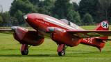 G-ACSS De Havilland DH88 Comet