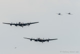 Vera, Thumper and their Spitfire escorts