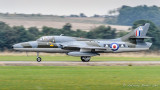 Hawker Hunter T7 WV372 G-BXFI
