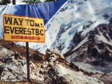 This way to Mt. Everest