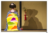 Geisha (Color y ByN - Colour and B&W) - KYOTO -